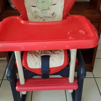 Feeding Chair and table