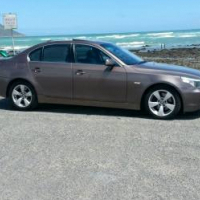 BMW E60 530i Exclusive in Automatic