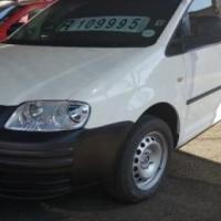 2010 VW Caddy Panel Van 1.6i for sale