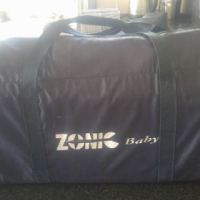 Zonic baby camping cot