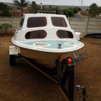 G4 Cabin Boat