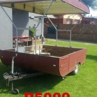 Fleet trailer for sale