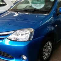 2013 Toyota Etios 1.5 Xs 5-door with 49000km's,Full Service History,Aircon