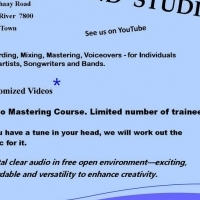 Online Audio Mixing & Mastering Course in South Africa.