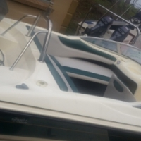 Lovely 100% refurnished Legacy bow rider with an immaculate Mariner 115 Trim Tilt