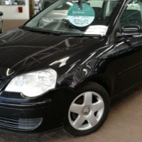 2006 Volkswagen Polo 1.6 Comfortline  with 145000km,Full Service History with Powersteering
