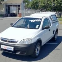 2011 Corsa Utility 1.4i