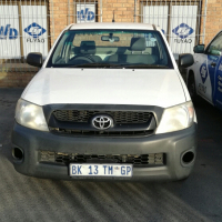 TOYOTA HILUX 2.5 D4D FOR SALE