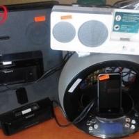 Various iPod Speakers