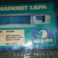 Shade net lapa (wind break)
