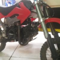 Pitbike 125cc bigboy zooka CRE For sale