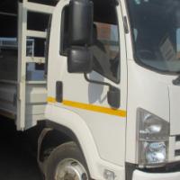 transport truck & bakkie hire