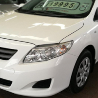 2008 Toyota Corolla 1.4 Professional with 127000km, Full Service History,Powersteering