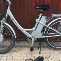 Ezee Sprint electric ladies bike