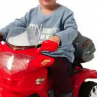 toddler police motorcycle ride on car