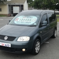 2010 Vw Caddy Maxi 1.9 Tdi