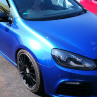 2012 VW Golf TSI 2.0 R DSG with Stage 1 Performance KIT