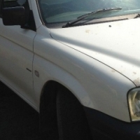 2006 Mitsubishi Colt Single Cab