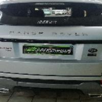 2013 Range Rover Evoque Si4