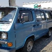 v w microbus 2.3 l