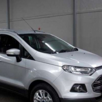 Ford EcoSport 1.5 Titanium Auto