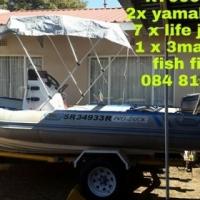 Yamaha boat for sale
