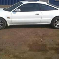 Mazda mx6 te swap vir golf