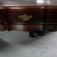 ball and claw corner table