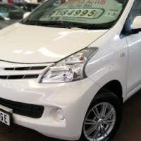 2013 Toyota Avanza 1.5 SX with  125000km with Full Service History, Aircon