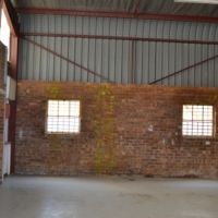 Light Industrial warehouse space for rent available.