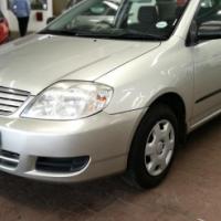 2007 Toyota Corolla 140i GLE,with 163000km,Full Service History,Powersteering