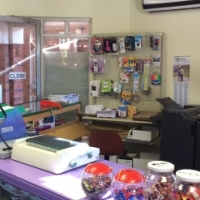 A WELL FUNCTIONING INTERNET CAFE,COPY SHOP WITH LAUNDRY SHOP FOR SALE NEAR BY C.U.T