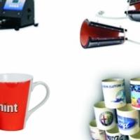 4 heads High Quality Mug Press for Sublimation Mug Printing
