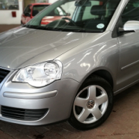 2007 VW Polo 1.6 Comfortline, Only 144000Km's, Full Service History, Aircon