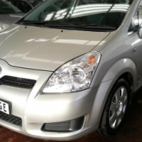 2008 Toyota Corolla Verso 160  with 149000km, Full Service History,Powersteering