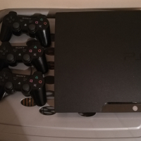 Ps3 with 11 games and 3 controls