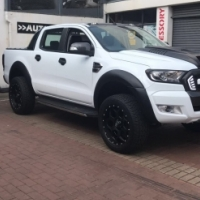 FORD RANGER WHEEL ARCHES