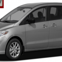 2010-2012 Mazda 5 stripping for spares