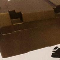 BATTERY BOX 410MMX190MM X200MM