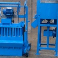 Machinery & Blocks Manufactured