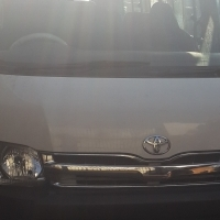 2012 Toyota Quantum 2.7 petrol stripping for spares