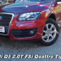 2012 Audi Q5 2.0T FSI Quattro Tip (155kW) for sale
