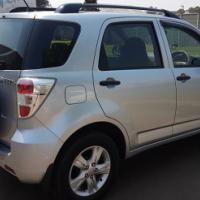2010 Daihatsu Terios 4x2