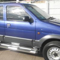 2005 Daihatsu Terios 1.3i