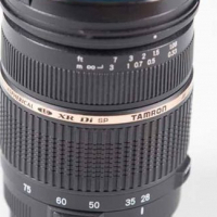 Tamron 28-75mm F2.8 Lens for Canon