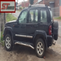 2005 Jeep Grand Cherokee stripping for spares
