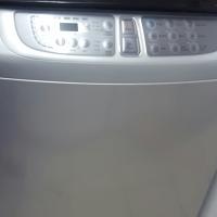 Samsung 13kg black/metallic wobble technology washing machine