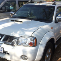 2013 Nissan Hardbody 2.5 TD.