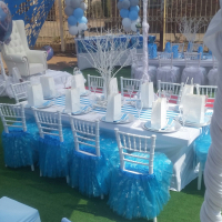 Kiddies, decor, wedding  and other celebrations