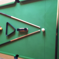 Pool table / Table Tennis combination
